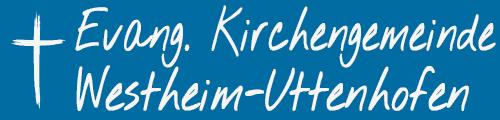 Evang. Kirchengemeinde Westheim-Uttenhofen